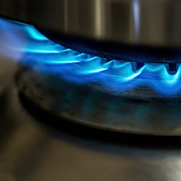 flame, gas stove, cooking